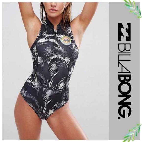 6c7593b3044 Billabong Swim | Surf Capsule Black Sands Suit 4 | Poshmark